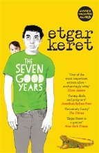 Etgar Keret, The Seven Good Years, English,UK