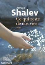 Zeruya Shalev, The Remains of Love, French